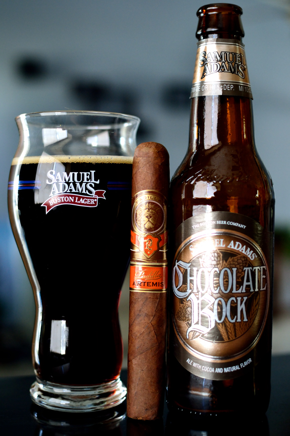 Padilla Artemis with Samuel Adams Chocolate Bock