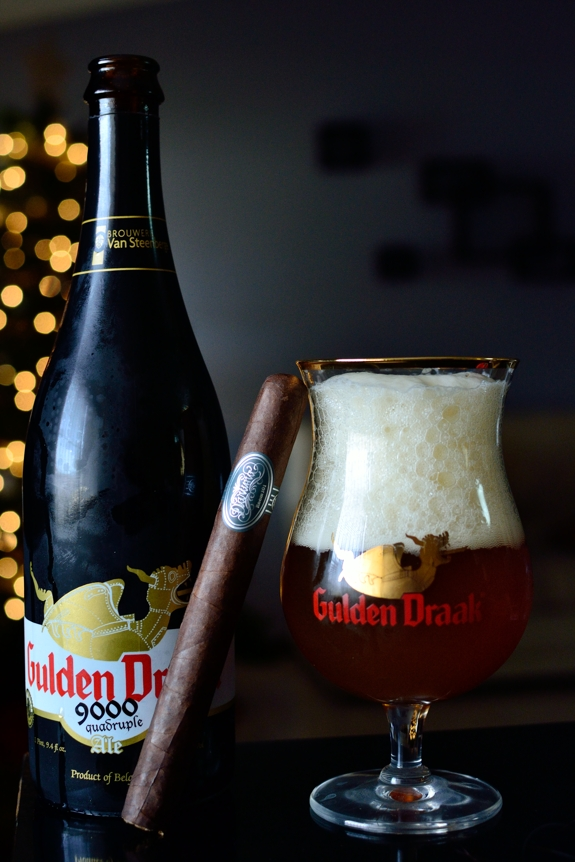 Room 101 Daruma Sucio Cigar Reviews Beer Pairings