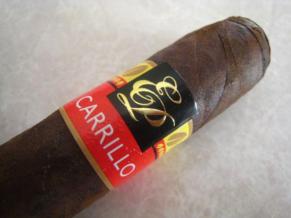 E.P. Carrillo Cardinal Maduro 52 (band)