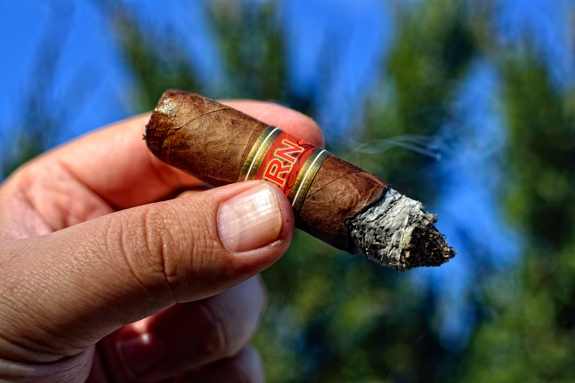Rocky Patel - Burn Naples