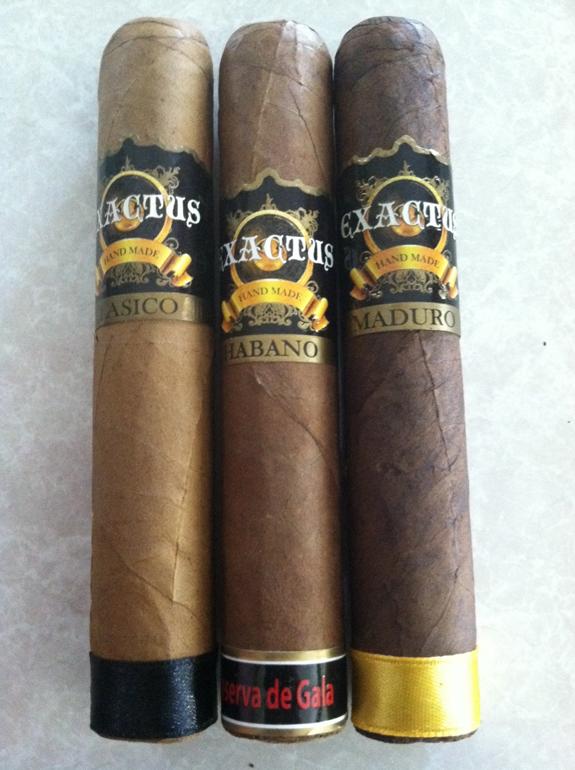 EXACTUS Cigars (Line)