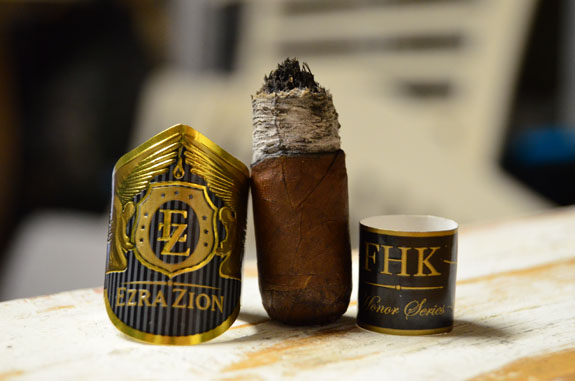 Ezra Zion Cigar Company - Honor Series FHK