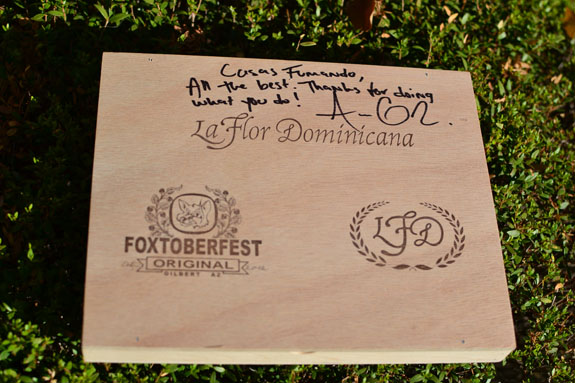 La Flor Dominicana - Foxtoberfest (Closed Box)