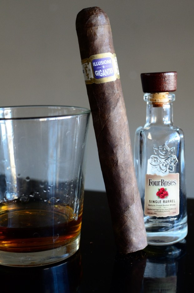 Four Roses Single Barrel Pairing