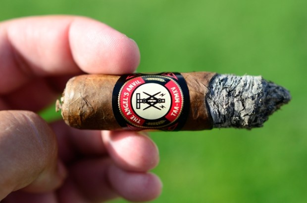 Crowned Heads Angel's Anvil 2015