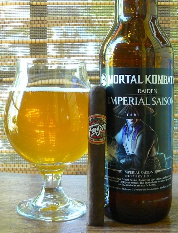 Sound Mortal Kombat Imperial Saison