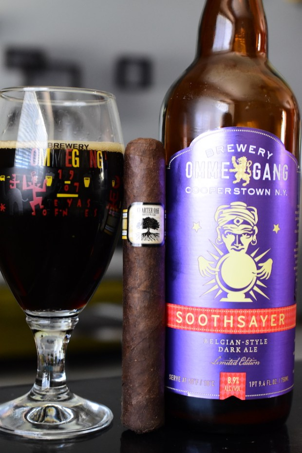 Brewery Ommegang Soothsayer
