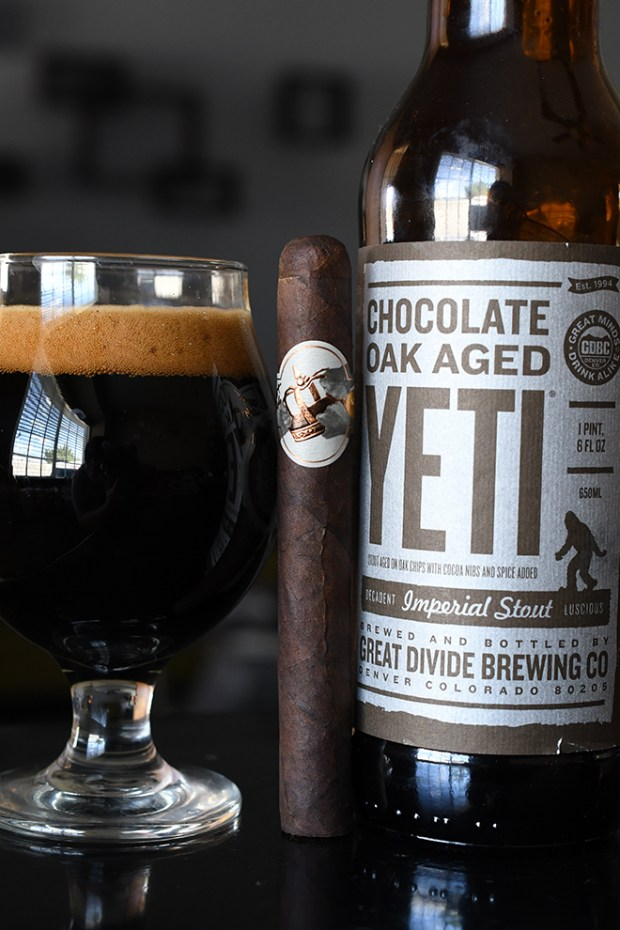 Great Divide Chocolate Oak Aged Yeti