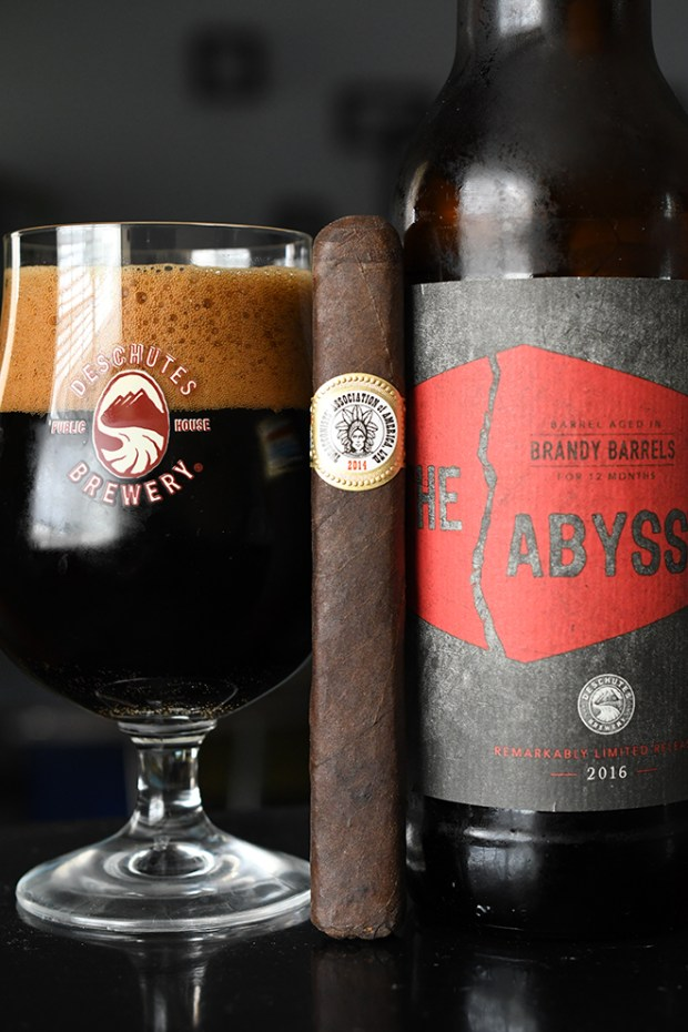 Deschutes Brandy Abyss