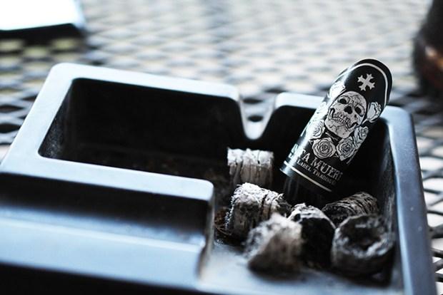 Black Label Trading Company Santa Muerte