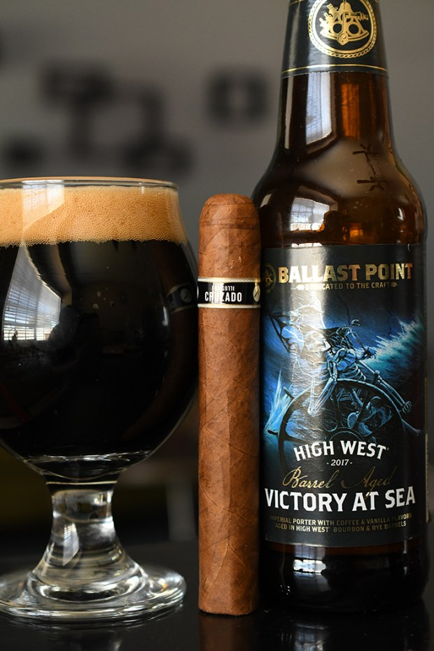 Ballast Point High West Barrel Aged Victory at Sea