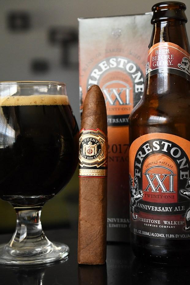Firestone Walker Anniversary Ale XXI