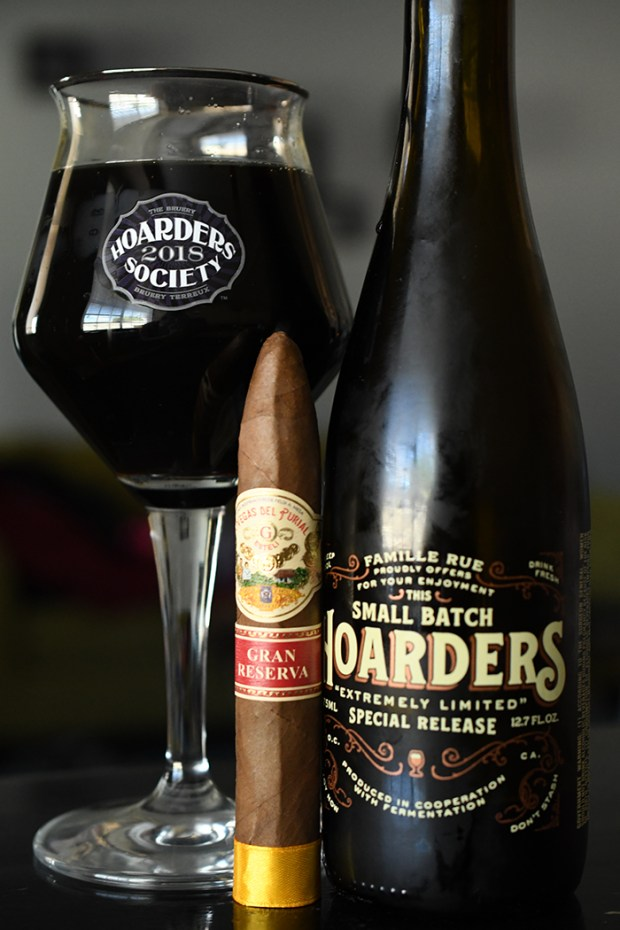 Bruery Hoarders Small Batch Coconut Macadoom