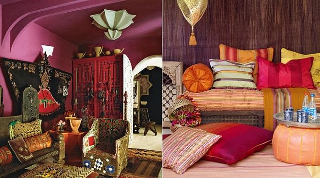 Διακοσμήστε με Moroccan Style