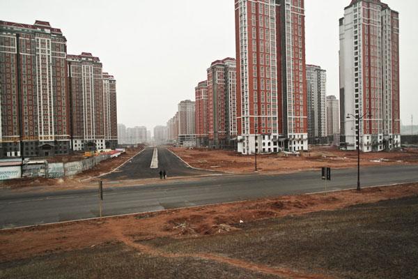 Μια πόλη-φάντασμα στην Κίνα!