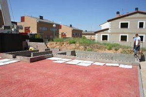 Cimentación casas modular