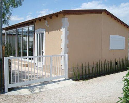 Modelo Ibiza E Casa modular