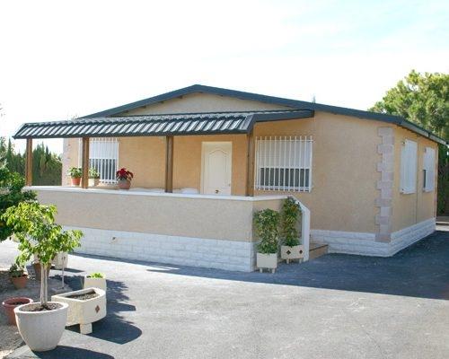 Casa modular Málaga