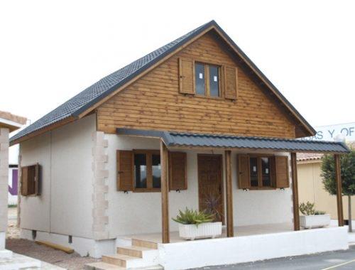 Casa de madera 2 plantas Málaga II