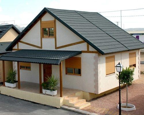 Casa modular de dos plantas modelo Málaga