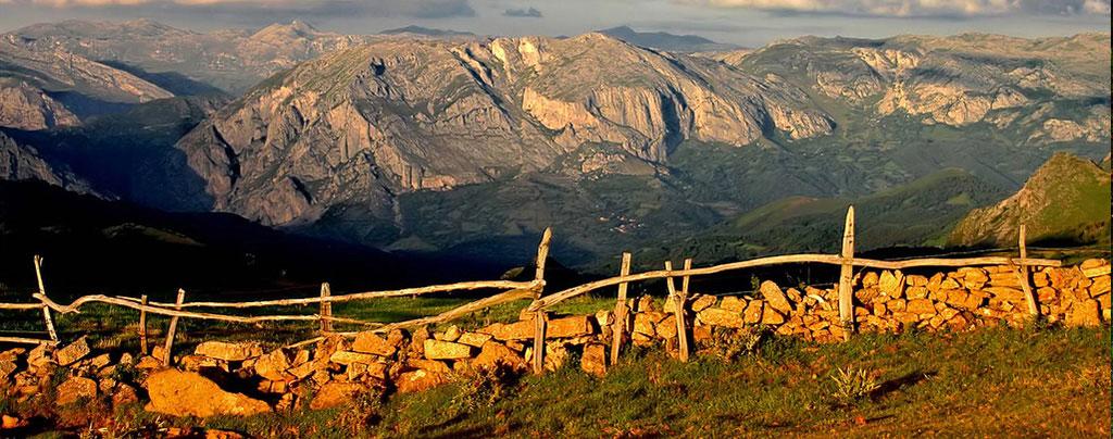 Casona rural Teverga en Asturias