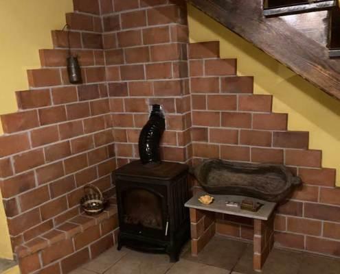 casa en asturias con chimenea y barbacoa senda del oso