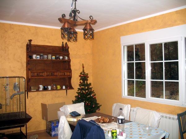 Casas prefabricadas  ACABADO INTERIOR fotos interiores
