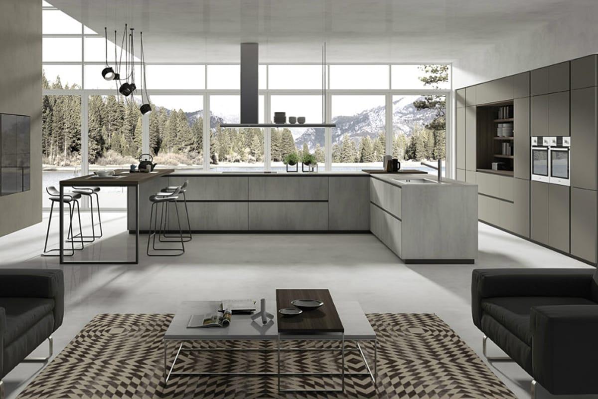 Cucine Moderne e Componibili  Arredamento Cucina Salerno