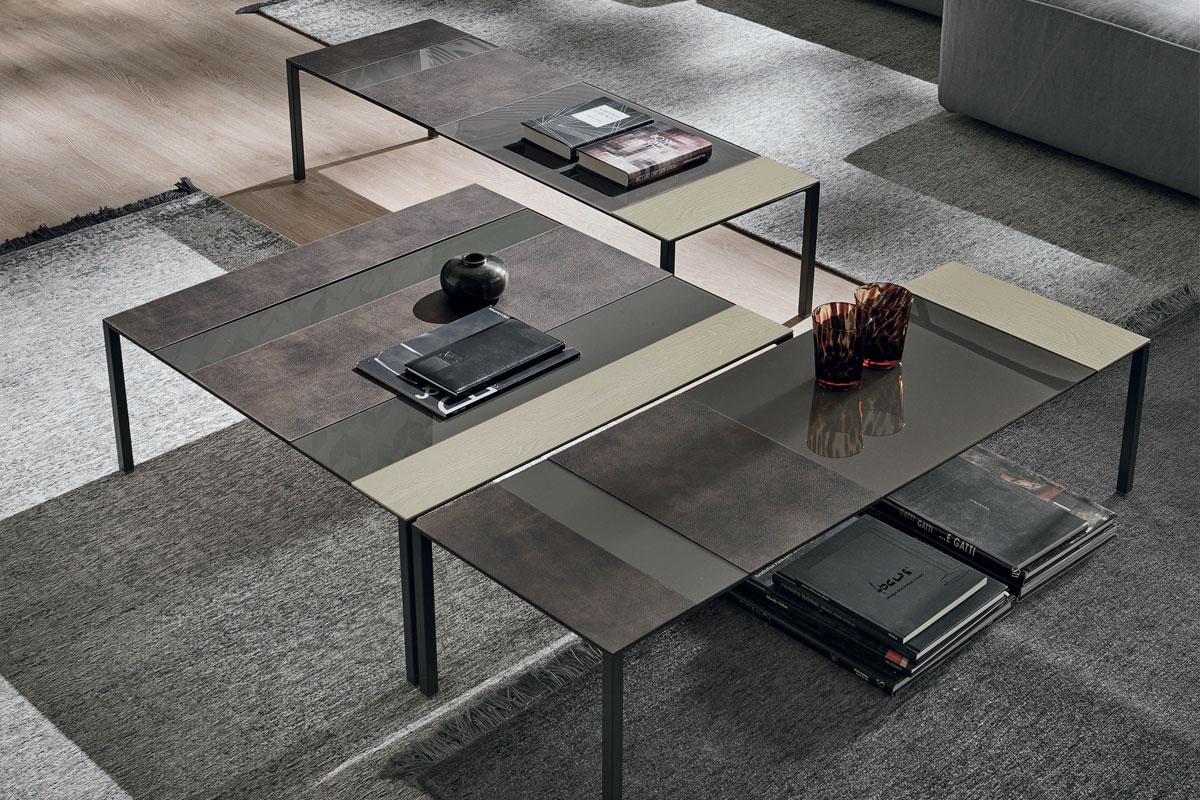 Tavolino STRIKE dal Design moderno ed accattivante