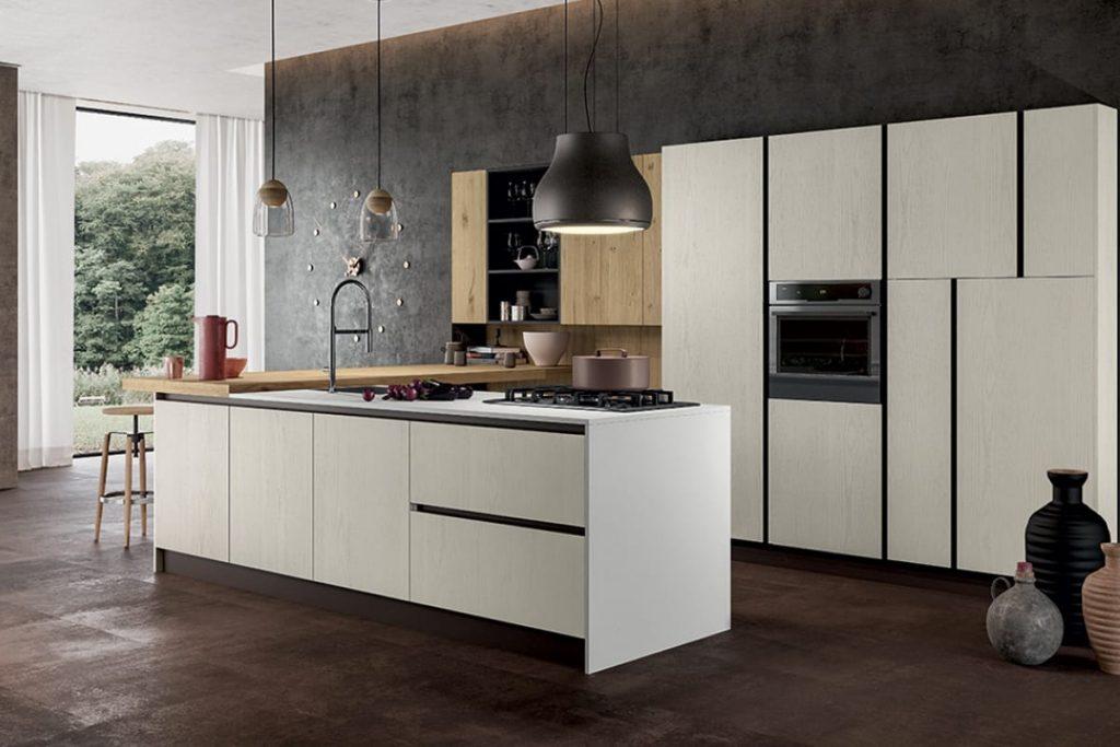 Cucine Semi Moderne