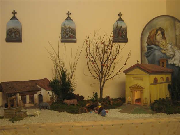 La magia del Natale rivive nelle scene della nativit Una carrellata di foto dei presepi di
