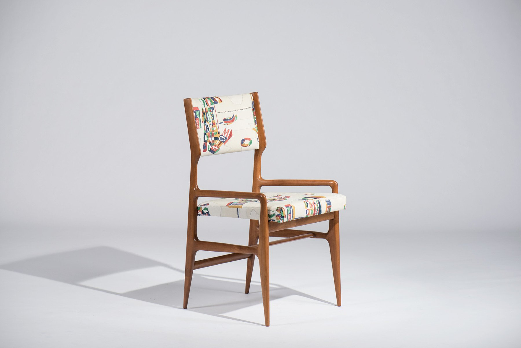 Gio Ponti  side chair mod 676  Casati Gallery
