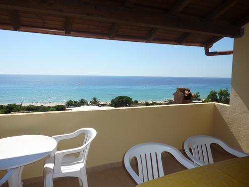 Monte Nai Bianca Cod Q102  Ferienhaus und Villa in Sardinien Costa Rei