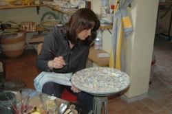 [:en]hand-mad plates[:it]piatti decorati a mano[:]