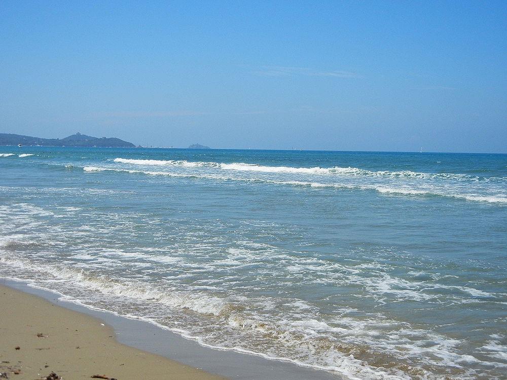 Spiagge Parco della Sterpaia Costa degli Etruschi