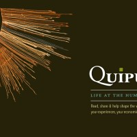 Quipu.cc: User-made economic atlas for the 21st century