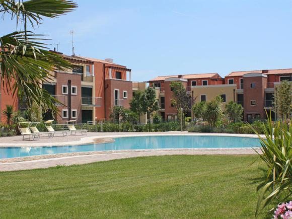 Parco della Laguna  Appartamento in Affitto a Cavallino