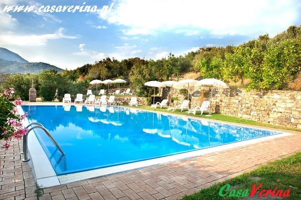 Agriturismo Michela Amalfi kust 2 10 pers Casa Verina