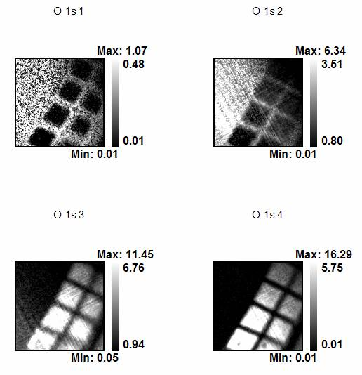 Chemical State Image Analysis by XPS