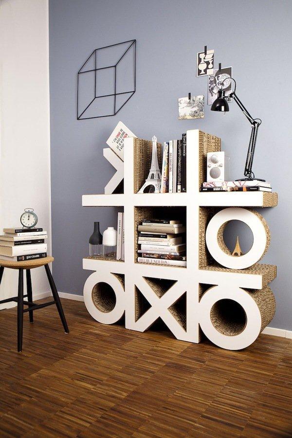 10 Ideas Originales y Divertidas para Decorar con Muebles