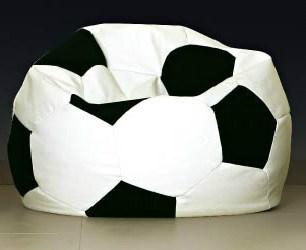 Puff pelota futbol xl  CasayTextil