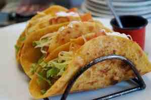 O Taco como é feito na tradição mexicana
