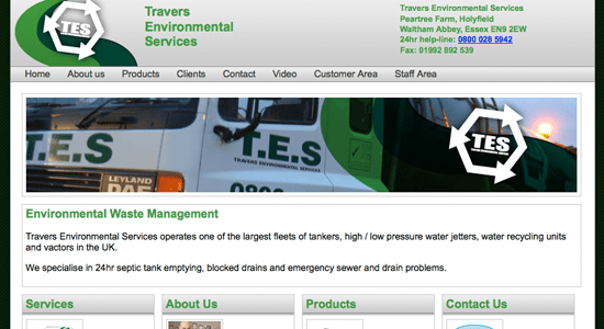 TES - Travers Environmental Services