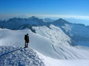 Inspiration Glacier