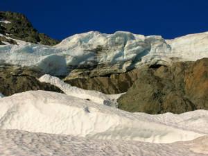 Upper NF Glacier
