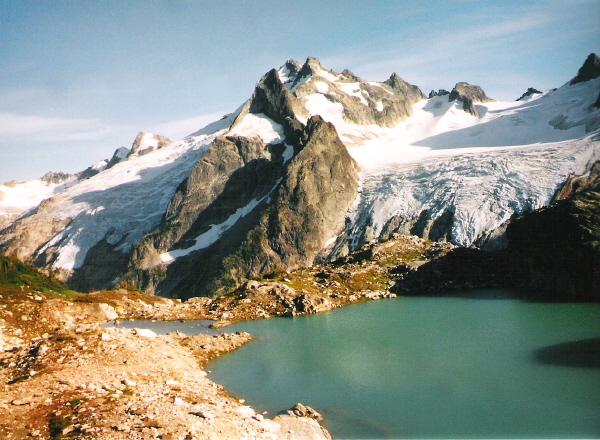 Dome Peak