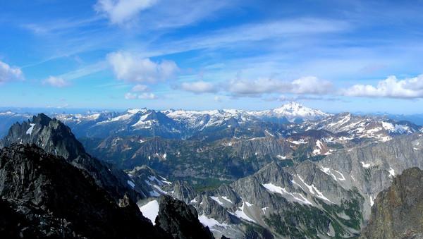 Fernow Panorama