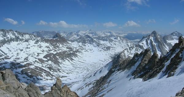 High Sierra View