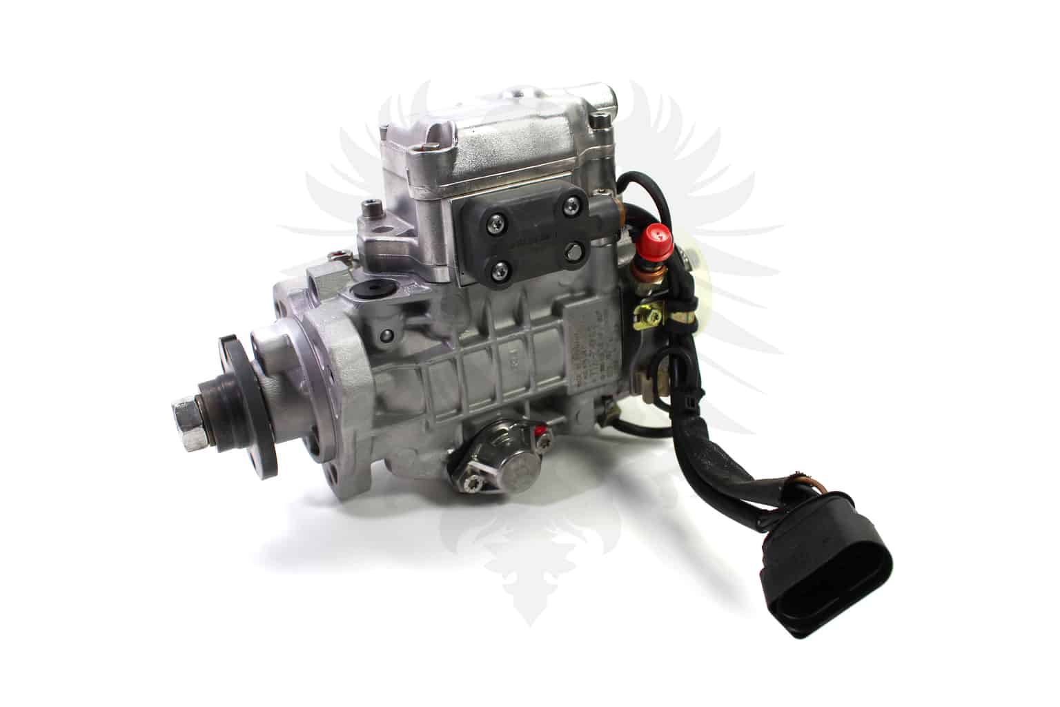 hight resolution of injection pump
