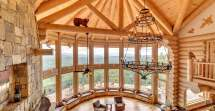 Log Homes - Cascade Handcrafted Custom Design